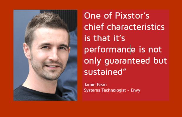 Envy PixStor